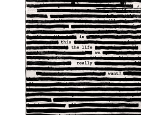 Roger Waters - Is This The Life We Really Want? (Explicit) (CD)
