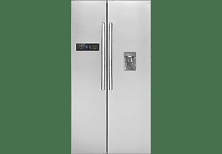 Kühlschrank Doppeltür side by side kühlkombinationen alles in einem mediamarkt