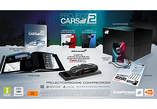 Project CARS 2 Collectors Edition Xbox One
