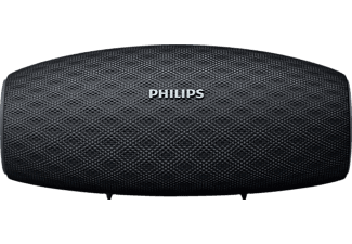 PHILIPS BT6900B Everplay, Bluetooth Lautsprecher, Wasserfest, Schwarz