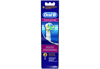 BRAUN Oral-B Floss Action – Σετ 2 τμχ.