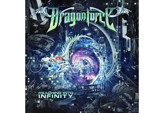 Dragonforce - Reaching Into Infinity (CD)