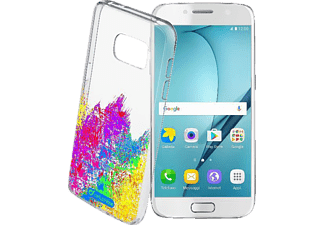 CELLULAR LINE STYLE CASE Galaxy A5 (2017) Handyhülle, Transparent