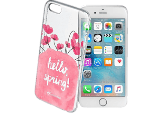 CELLULAR LINE STYLE CASE, Apple, Backcover, iPhone 6, iPhone 6s, TPU Material, Transparent
