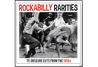 VARIOUS - ROCKABILLY RARITIES - (CD)