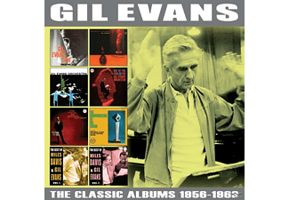 Gil Evans - THE CLASSIC ALBUMS 1956-1963 - (CD)