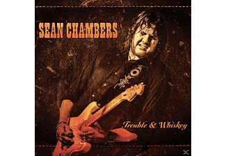Sean Chambers - TROUBLE & WHISKEY - (CD)