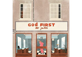Mr Jukes - God First (Ltd.Digi) - (CD)