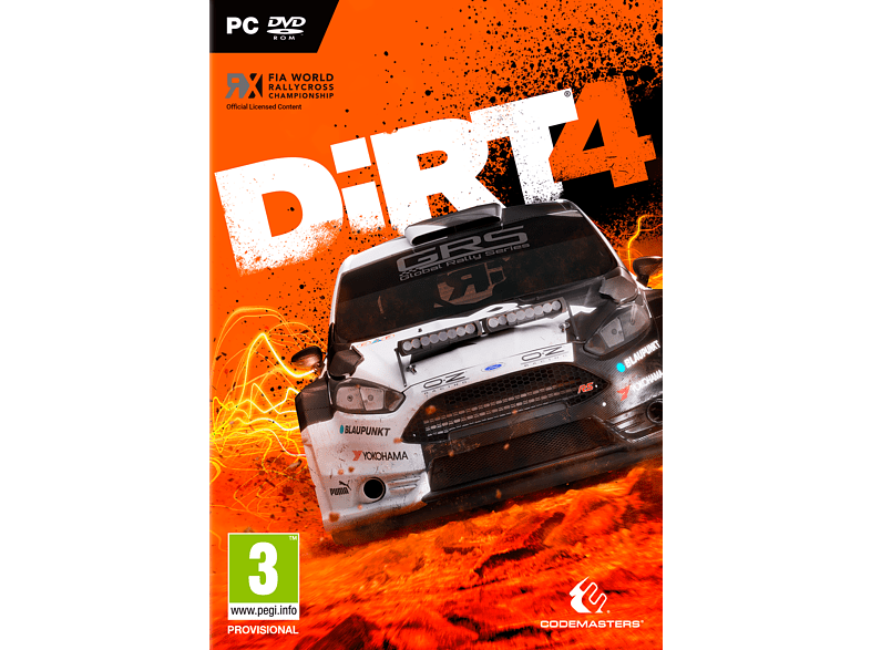 Dirt 4 Day One Edition PC gaming games pc games
