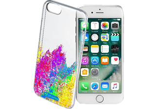 CELLULAR LINE STYLE CASE, Backcover, Apple, iPhone 7, TPU Material, Transparent