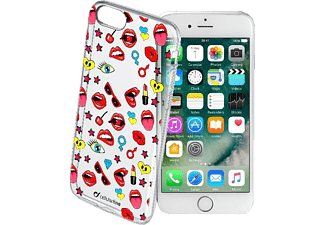 CELLULAR LINE STYLE CASE, Apple, Backcover, iPhone 7, iPhone 8, TPU Material, Transparent
