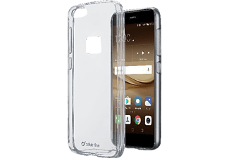 CLEAR DUO Backcover Huawei P10 Lite Thermoplastisches Polyurethan Transparent