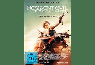 Resident Evil: The Final Chapter [DVD]