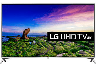 "LG 65UJ651V 65"" ULTRA HD 4K TV - Silver"