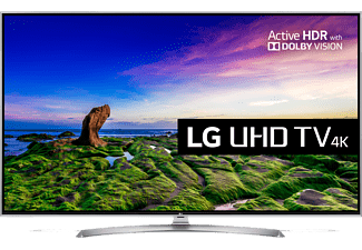 "LG 49UJ750V 49"" LG ULTRA HD 4K TV - Silver"