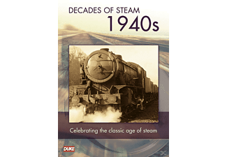 Decades of Steam 1940s - (DVD)