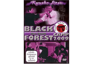 Kyusho Jitsu: Black Forest Camp 2009 - Ken Smith - (DVD)