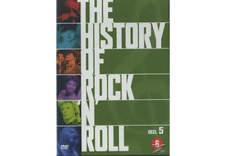 The History of Rock´n´Roll - (DVD)