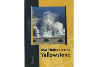 USA-Nationalparks: Yellowstone - (DVD)