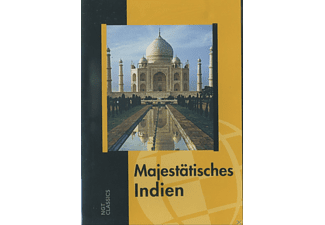 National Geographic: Majestätisches Indien - (DVD)
