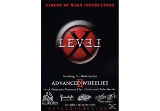 Level X Advanced Wheelies 2 - (DVD)