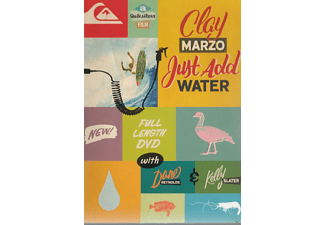 Clay Marzo - Just add water - (DVD)