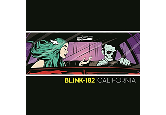 Blink-182 - California (Vinyl LP (nagylemez))