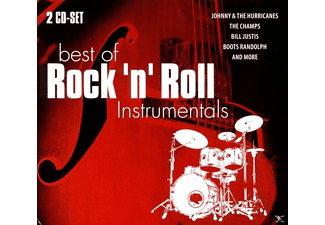 The/casey/tennessee/justis/+ Champs - Best Of Rock'n'roll Instrumentals - (CD)