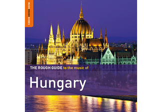 VARIOUS - Rough Guide: Hungary [+Doppel-CD] - (CD + Bonus-CD)