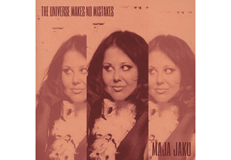 Mana Jaku - The Universe Makes No Mistakes - (CD)