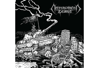 Necronomicon Beast - Sowers Of Discord - (CD)
