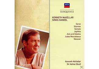 Adrian Boult, Kenneth Mckellar, London Symphony Orchestra, Orchestra Of The Royal Opera House - Kenneth Mckellar Sings Handel - (CD)