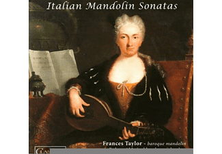 Frances Taylor, Robert Aldwinckle - Italian Mandolin Sonatas - (CD)