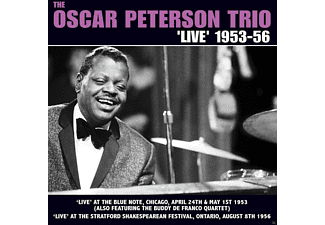 Oscar Trio Peterson - Live' 1953-56 - (CD)