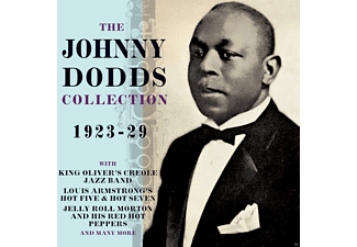 Johnny Dodds - The Johnny Dodds Collection 1923-29 - (CD)
