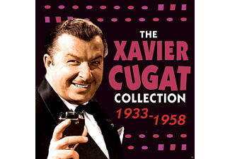 Xavier Cugat - The Xavier Cugat Collection 1933-58 - (CD)