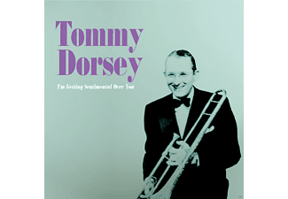 Tommy Dorsey - I'm Getting Sentimental Over You - (CD)