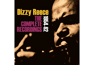 Dizzy Reece - The Complete Recordings 1954-62 - (CD)