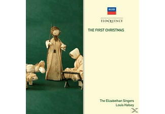 The Elizabethan Singers - The First Christmas - (CD)