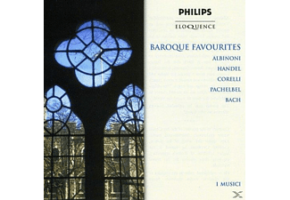I Musici, VARIOUS - Baroque Favourites - (CD)