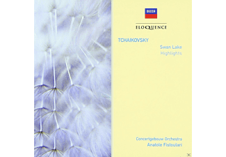 Anatole Fistoulari - Swan Lake Highlights (Bonus Catalogue) - (CD)