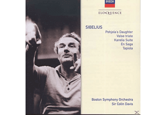 Sir Colin Davis - Sibelius: Tone Poems - (CD)