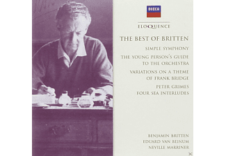 VARIOUS - The Best Of Britten - (CD)