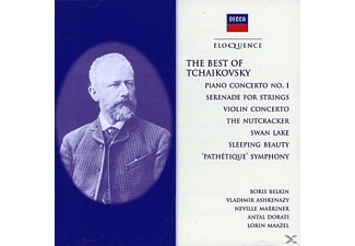 VARIOUS - Best Of Tchaikovsky - (CD)