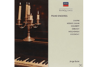 Jorge Bolet - Piano Encores - (CD)
