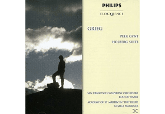 VARIOUS - Peer Gynt. Holberg Suite - (CD)
