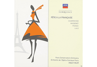 Albert Wolff, Paris Coservatoire Orchestra, Orchestra Of The Opera Comique Paris - Féte À La Francaise - (CD)