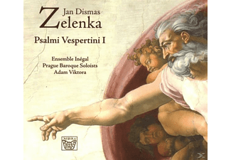 A Ensemble Inegal/prague Baroque Soloists/viktora - Psalmi Vespertini I - (CD)