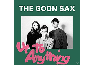Goon Sax - UP TO ANYTHING - (Vinyl)