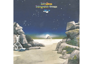 Yes - Tales From Topographic Oceans 3CD/1Blu-Ray - (CD + Blu-ray Audio)